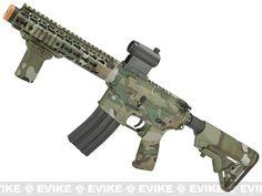 Pre-Order ETA March 2017 DYTAC Pistol 10 Black Jack M4 Carbine Water-Transfer Airsoft AEG Rifle - Multicam
