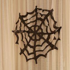 Law of Taste: Four Quick DIY Halloween Ideas / Četiri brze Halloween ideje - Spider Web