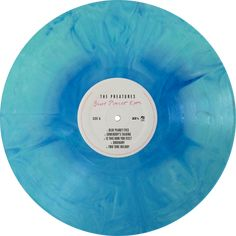 Find a colored record for your collection.