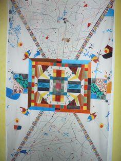 Vorhang, Baumwolle, Einzelstück 160 x 260 cm Small Furniture, Vase, Quilts, Blanket, Textile Design, Cotton, Quilt Sets, Blankets, Vases