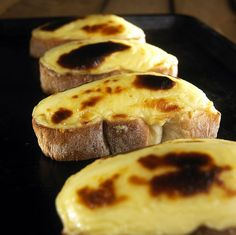 Welsh Rarebit - one