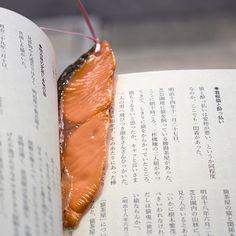 東京キッチュ ユニークな和雑貨土産の通販サイト 食べものしおり - 食べ物のカタチをした栞。東京は巣鴨の食品サンプルを制作する職人たちの手作り作品です。本を愛する人にい...