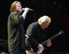 Don Henley and  Joe Walsh