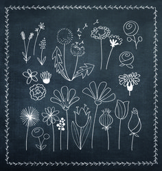 """From the basic book """"Hand Lettering Decorative Ideas"""" - Chalk Art İdeas in 2019 Chalkboard Doodles, Chalkboard Writing, Kitchen Chalkboard, Chalkboard Lettering, Chalkboard Designs, Blackboard Art, Chalkboard Drawings, Chalkboard Ideas, Summer Chalkboard Art"""