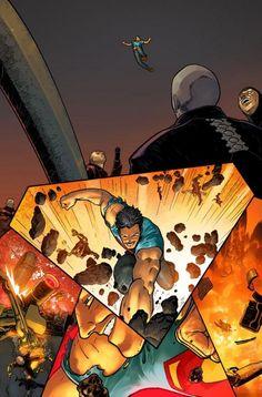 BATMAN ZERO YEAR 1st Looks: ACTION COMICS, GREEN ARROW #25, Plus BATMAN/SUPERMAN #5