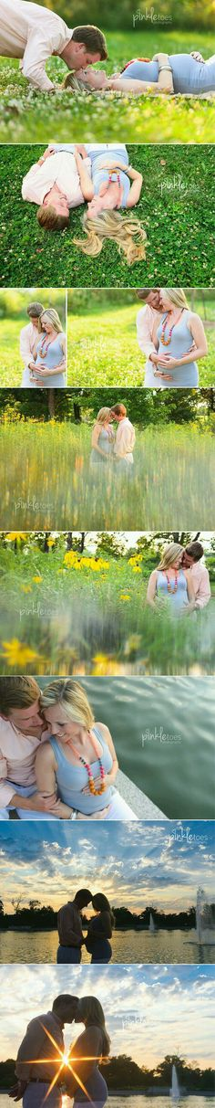 Cute and different poses for a maternity shoot. Maternity photography | baby bump | pregnancy photos
