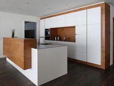 Küchen Design, Custom Design, Interior Design, New Homes, Kitchen Cabinets, Kitchens, Furniture, Houses, Decoration