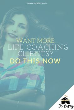 So you want more life coaching clients? Here's a strategy that's so simple you've probably overlooked it– but it can work like magic.