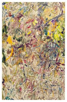 Larry Poons at Michael Jon & Alan (Contemporary Art Daily) Abstract Expressionism, Abstract Art, Abstract Paintings, Post Painterly Abstraction, Contemporary Art Daily, Action Painting, A Level Art, Famous Art, Modern Artwork