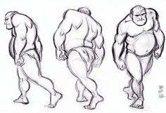 "Disney artist Jin Kim drew a picture of Glen Keane as Tarzan. ""Rhythm, Tilt, and Twist! Tarzan, Glen Keane, Animation News, Animation Reference, Drawing Reference, Character Design Animation, Character Design References, Poses, Classic Disney Movies"