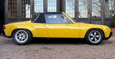 1970/71 World Sportscar Championship Porsche 914/6 GT Chassis 914 043 0181. Photo found here: http://www.maxted-page.com/cars