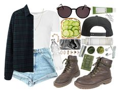 hike by velvet-ears on Polyvore featuring polyvore fashion style rag & bone Topshop Dr. Martens Forever 21 Lucky Brand American Apparel Samsung Tavik Swimwear Aveda Korres Tea Collection Christian Dior clothing