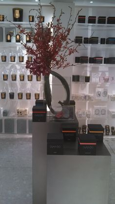 Check out the Ovando candle line at Barneys. Candles make for a long-lasting (and romantic) Valentines gift.