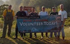Several members of the Chattanooga, Tenn. Ducks Unlimited members recently volunteered a day to help on the Tennessee Wildlife Resources Agency North Chickamauga Wildlife Management