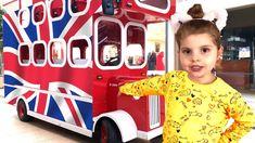 Alina Ride On The Bus. Alina sing kids song Wheels on The Bus. Wheels On The Bus, Kids Songs, Christmas Sweaters, Singing, Birthdays, Joker, Fun, Outfits, Anniversaries