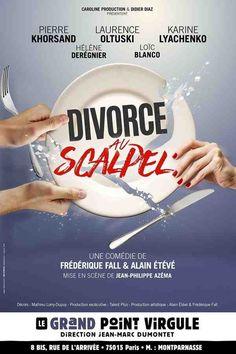 Divorce au scalpel : une comédie caustique et pétillante