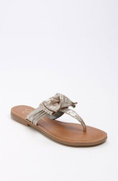 Jessica Simpson  Jumba  Sandal available at Nordstrom Teen Trends, Bow  Sandals, Jewelry 1b4a2ea7abf4