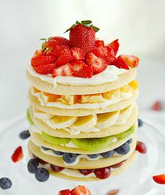 Pancakes! Make them Gluten Free and go to www.absolutelygf.com for more! #Glutenfree #Pancakes #Food #Recipes #Absolutelygf