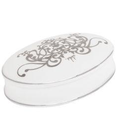 Pojemnik Arabesque Shabby Chic, Plates, Tableware, Home Decor, Licence Plates, Dishes, Dinnerware, Decoration Home, Room Decor