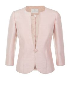 jacques vert one button pink jacket - Google Search