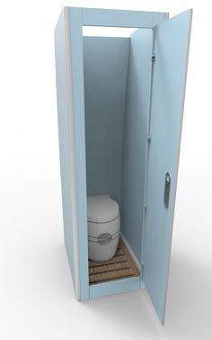 EVO DESIGN micro toilet shower sprinter crafter fiat5