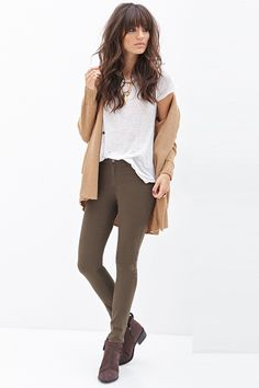 Only Have $50 To Spend This Fall? Forever 21 Is Looking Good #refinery29 http://www.refinery29.com/best-quality-forever-21-fall-2014-clothes#slide24