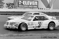 Richmond Fairground Raceway 1985