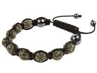 These Shamballa bracelets are the hottest trend! Cookson are now offering affordable versions with bedazzling Shamballa Graphite Czech crystal and Hematite beads. Only £13.99
