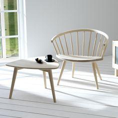 Yngve Ekström: Arka lounge chair