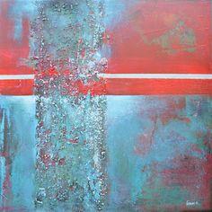 Saatchi Online Artist: Irena Desovska Belcovski; Acrylic, Painting The Wall