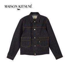 MAISON KITSUNE(メゾンキツネ)☆デニム・ウェスタンジャケット