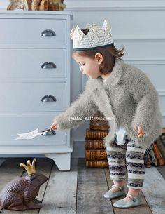 Knitting Magazine 176 - Autumn/Winter Years by Bergere de France Knitting Books, Knitting For Kids, Free Knitting, Baby Knitting, Simple Knitting, Crochet Baby Cardigan, Knit Crochet, Crochet Jacket, Baby Winter