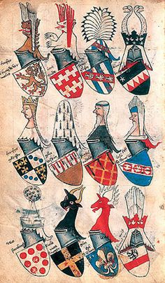 International Heraldry - National Coats of Arms and National Practices