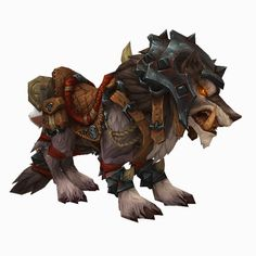 Warlords of Draenor mounts