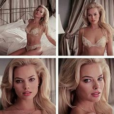 Margot Robbie as Naomi Lapaglia in The Wolf Of Wall Street (2013)