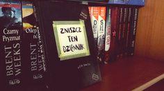 Niszczę książkę. ~ Tyle w temacie #zniszcztendziennik