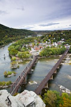 America's Most Beautiful Historic Town — Harpers Ferry, WV