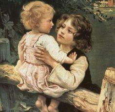 フレデリック・モーガンの絵2(Frederick Morgan paintings 2) の画像|雪山天河のブログ