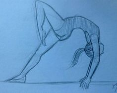 By Yenthe Joline. By Yenthe Joline. Art Drawings Sketches Simple, Pencil Art Drawings, Easy Drawings, Hipster Drawings, People Drawings, Drawing People, Drawing Art, Ballet Drawings, Dancing Drawings