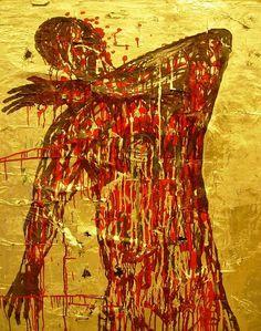 metal y sangre Guerrero  @torremayado #art #artist artwork #artfair  @artbasel @arteinformado