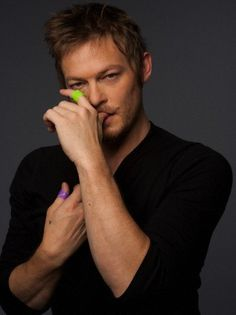 "Yes. Norman Reedus is in my ""I Need These Things"" board........ ;)"