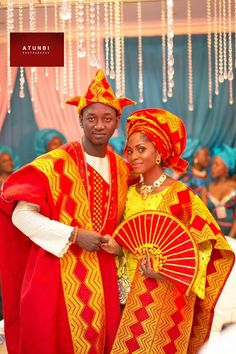 Yoruba Traditional Wedding