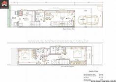 Decoração e Projetos – Plantas de casas com medidas grátis