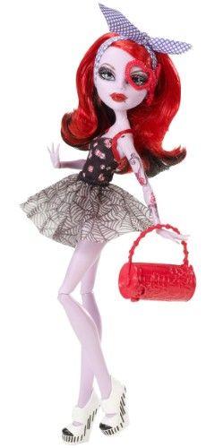Monster High Dance Class Operetta