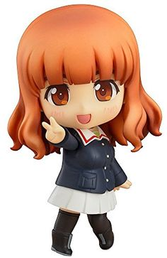 Good Smile Girls Und Panzer Saori Takebe Nendoroid ** You can find out more details at the link of the image.