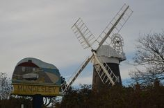 Stow Mill A picture of: Mundesley