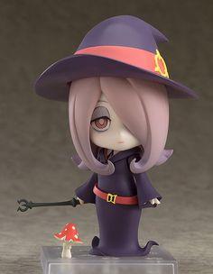 Crunchyroll - Sucy Manbavaran Nendoroid - Little Witch Academia