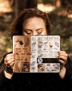Bullet journal inspiration #bulletjournal #bulletjournaling #bulletjournalinspiration #bujo #bujoideas #bujoinspiration #forrest #inthewoods Bujo Inspiration, Bullet Journal Inspiration, Lose My Mind, Cookie Dough, My Photos, Mindfulness, Instagram, Cake Batter, Awareness Ribbons