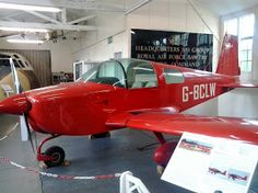 South Yorkshire Aircraft Museum, Doncaster.