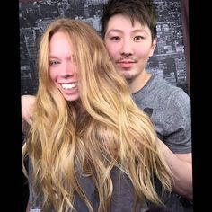"8 hours later thanks to all of hard work and expertise i am back to my natural blonde! ✂️ i am feeling SO SASSY 🐊💁🏼 now that my hair…"" Ombre Hair, Wavy Hair, Her Hair, Blonde Beauty, Hair Beauty, Grav3yardgirl, Hair Junkie, Guy Tang, Natural Blondes"